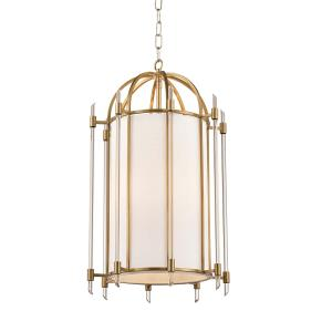 Delancey Four Light Pendant - 15 Inches Wide by 25.75 Inches High