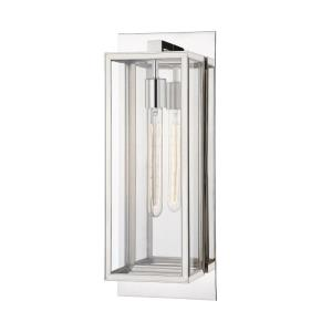 Sea Cliff - One Light Wall Sconce in Transitional Style - 8.25 Inches Wide by 21.25 Inches High