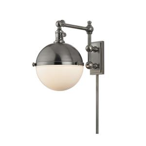 Stanley - One Light Wall Sconce - 8.75 Inches Wide by 14 Inches High