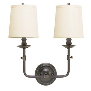 Logan Collection - Two Light Wall Sconce