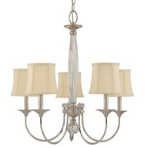 Rockville Collection - Five Light Chandelier