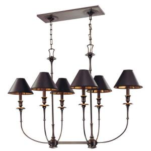 Jasper - Six Light Chandelier