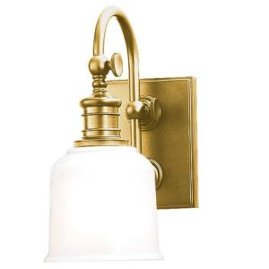 Keswick - One Light Wall Sconce - 9 Inches Wide by 11 Inches High