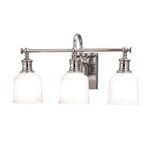 Keswick Collection - Three Light Wall Sconce