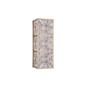 Fisher - Three Light Wall Sconce - 13.75 Inches Wide by 5 Inches High