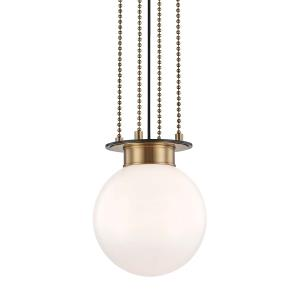 Gunther One Light Small Pendant
