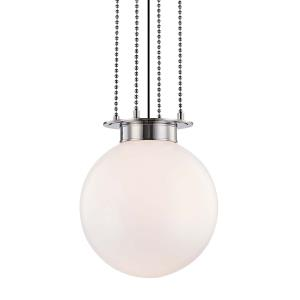 Gunther One Light Large Pendant - 17 Inches Wide by 18.5 Inches High