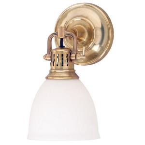 Pelham - One Light Wall Sconce - 6 Inches Wide by 11 Inches High