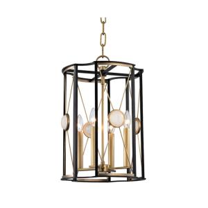 Cresson - Four Light Pendant - 13.5 Inches Wide by 20.25 Inches High