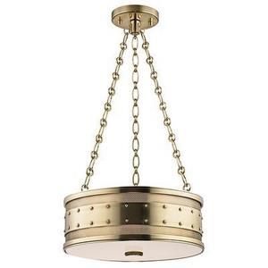 Gaines - Three Light Pendant