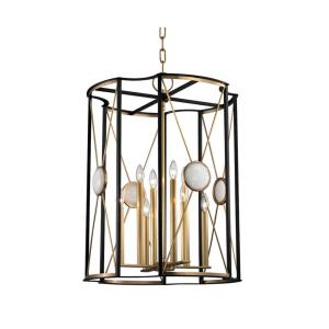 Cresson - Eight Light Pendant - 23.5 Inches Wide by 32.25 Inches High