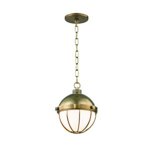 Sumner 1-W Pendant - 9 Inches Wide by 10.5 Inches High