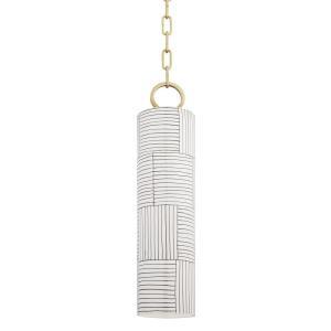 Brookville - 1 Light Pendant