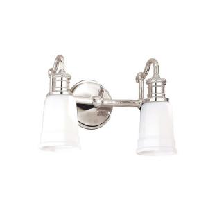 Bradford Collection - Two Light Wall Lamp