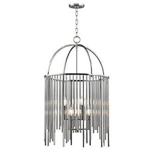 Lewis - Six Light Chandelier - 20.75 Inches Wide by 34.75 Inches High
