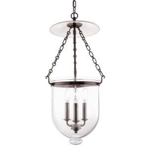 Hampton Collection - Three Light Pendant