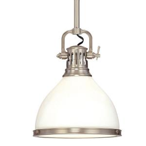 Randolph - One Light Pendant - 7 Inches Wide by 50 Inches High