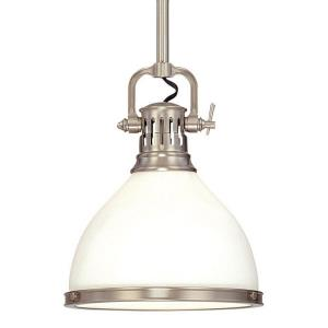 Randolph - One Light Pendant - 10 Inches Wide by 54 Inches High