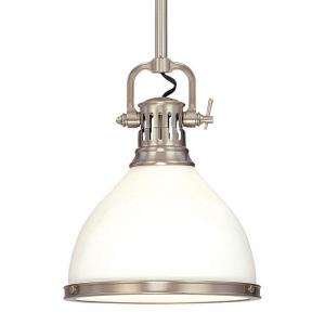 Randolph - One Light Pendant - 13 Inches Wide by 57.5 Inches High