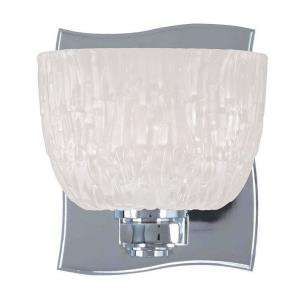 Cove Neck 1 Light Bath Vanity - 4.75 Inches Wide by 5.5 Inches High