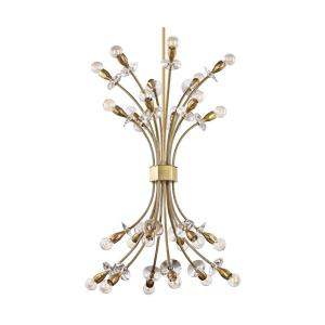 Alexandria - Twenty-Four Light Chandelier - 22.5 Inches Wide by 36 Inches High