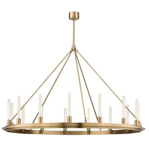 Chambers 15-Light Pendant