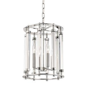 Haddon Four Light Pendant - 12 Inches Wide by 17.25 Inches High