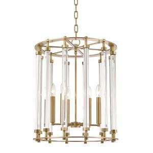 Haddon Six Light Pendant