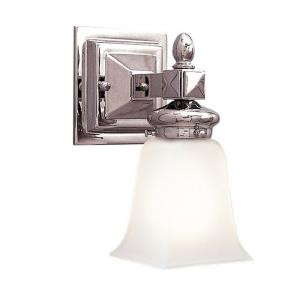 Cumberland - One Light Wall Sconce - 5 Inches Wide by 9.5 Inches High