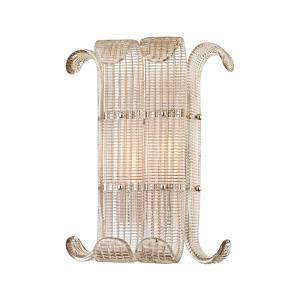Brasher - Two Light Wall Sconce