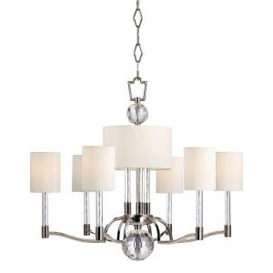 Waterloo - Nine Light Chandelier - 31 Inches Wide by 26 Inches High