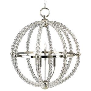 Danville - Five Light Chandelier - 30.25 Inches Wide by 35 Inches High