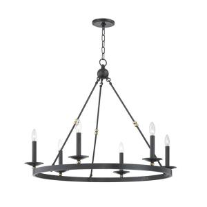 Allendale 6-Light Chandelier