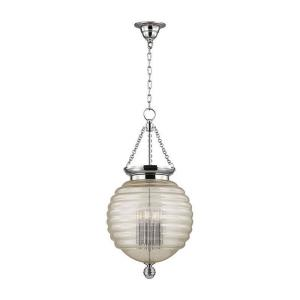 Coolidge - Four Light Pendant - 14 Inches Wide by 27 Inches High