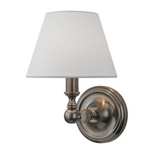 Sidney - One Light Wall Sconce - 7 Inches Wide by 9.75 Inches High