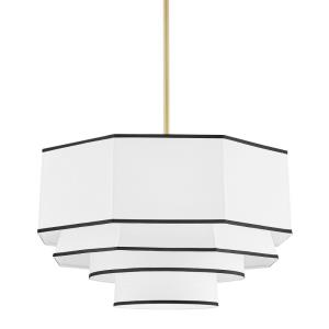 Riverdale - Four Light Pendant
