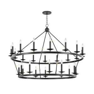 Allendale - Twenty Eight Light Chandelier