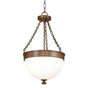 Barrington - Three Light Pendant - 14 Inches Wide by 24 Inches High