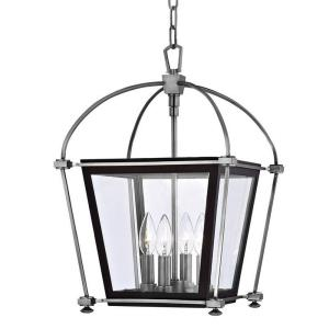 Hollis 4 Light Pendant - 12.75 Inches Wide by 19.25 Inches High