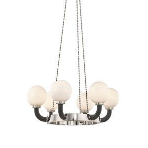 Werner Six Light Pendant