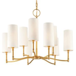 Dillion - Nine Light Chandelier