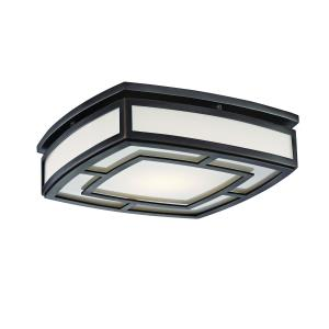 Elmore LED 13 InchW Flush Mount - 12.75 Inches Wide by 3.25 Inches High