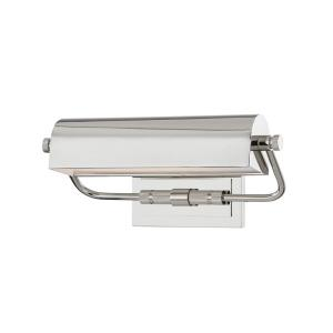 Bowery - One Light Picture Light in Transitional Style - 13.25 Inches Wide by 5.5 Inches High