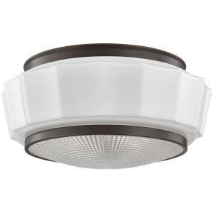 Odessa - Two Light Flush Mount - 13.5 Inches Wide by 6.5 Inches High