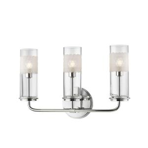Wentworth - Three Light Wall Sconce
