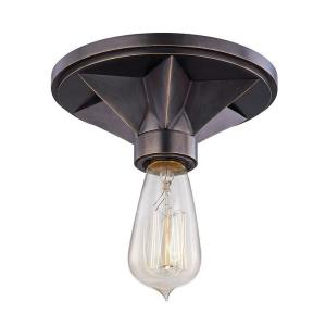 Bethesda - One Light Semi Flush Mount