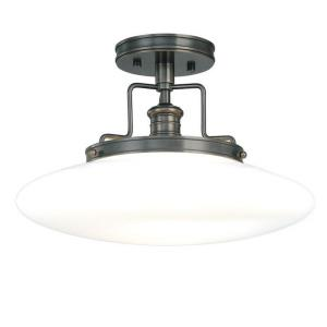 Beacon Collection - One Light Semi Flush Mount