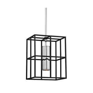 Lagrange - One Light Pendant - 9.5 Inches Wide by 15 Inches High