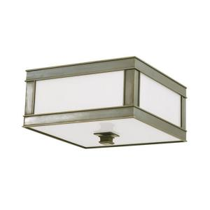 Preston - Three Light Flush Mount