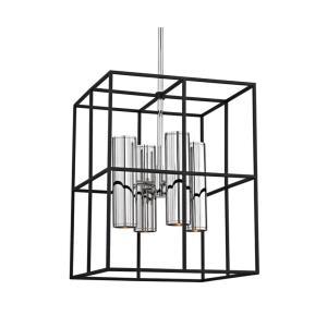 Lagrange - Eight Light Pendant - 22.5 Inches High